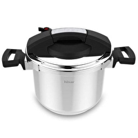 Picture of Hisar Neptune Pressure Cooker Black