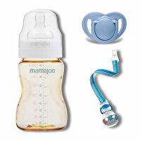 Picture of   Mamajoo Mini Gift Set 250 ml Blue