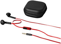 Picture of Nektar 10820300 Headphones Red
