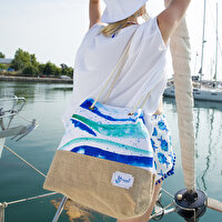 Picture of Biggdesign AnemosS Wave Beach Bag