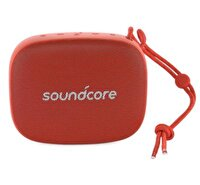 Picture of Anker SoundCore Icon Mini IP67 Water and Dust Resistant Wireless Bluetooth Speaker Red A3121 - 3 Watt Sound Bomb