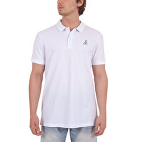 Picture of  Biggdesign Anemoss Anchor Men's Polo Neck T-Shirt