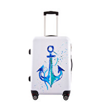 Picture of BiggDesignAnemoSS Anchor Cabin Size Suitcase 20