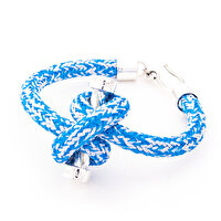 Picture of BiggDesign AnemosS Sailor's Knot Designed Men's Bracelet - Blue