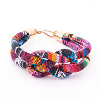 Picture of BiggDesign AnemosS Sailor's Hitch Women's Bracelet - Color - Pink