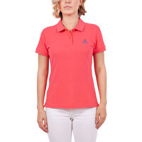 Picture of   Biggdesign Anemoss Sailor Seagull Women's Polo Collar T-Shirt