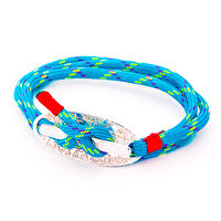 Picture of BiggDesign AnemosS Cleat Designed Men's Bracelet - Blue