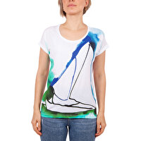 Picture of  Biggdesign AnemosS Sailboat Patterned T-shirt S