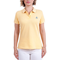 Picture of  Biggdesign Anemoss Crab Women's Polo Collar T-Shirt