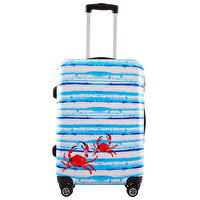 Picture of BiggDesign AnemoSS Crab Medium Size Suitcase 24