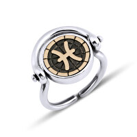 Picture of BiggDesign Horoscope Ring, Fish