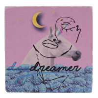 Picture of Biggdesign Faces DayDreamer Stone Coasters