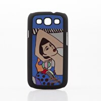 Picture of Biggdesign Galaxy S3 Black Cover Very Beautiful