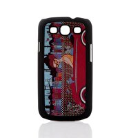 Picture of Biggdesign Galaxy S3 Black Cover Car Girl