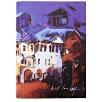 Picture of BiggDesign Dark Street Notebook 14x20 cm