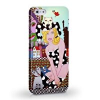 Picture of BiggDesign Cats Girl Iphone 5 / 5S Cover