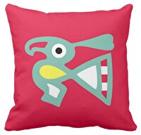 Picture of BiggDesign Bird Motifs Pillow Case