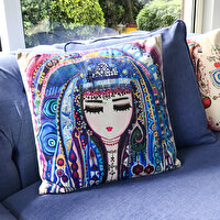 Picture of  BiggDesign ''Blue Water'' Pillow