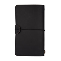 Picture of BiggDesign Mr Allright Man Leather Notebook
