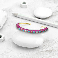 "Picture of BiggDesign ""Evil Eye"" Pink Bracelet"