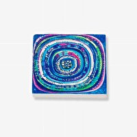 Picture of BiggDesign Evil Eye Natural Stone Coaster
