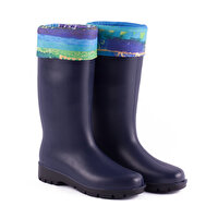 Picture of BiggDesign Evil Eye Rain Boots - Size 36