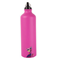Picture of Biggdesign Owl And City Aluminum Bottle - 750 ml