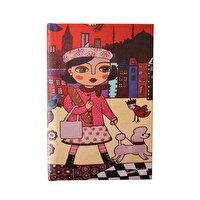 Picture of BiggDesign City Story Notebook 9x14 cm