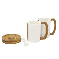 Picture of BiggMug Removable Handle Cup Set