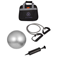 Picture of  BiggYoga 4-piece Fitness Ball Set