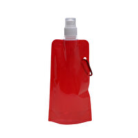 Picture of Boomug Foldable Water Bottle Red
