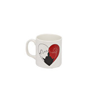 Picture of Boomug Heart Two Face Ceramic Mug