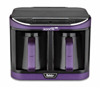 Picture of Fakir Kaave Dual Pro Violet Double Turkish Coffee Machine