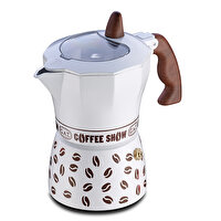 Picture of GAT Coffee Show Espresso Coffee Maker 3 Cups White