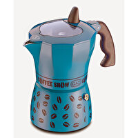 Picture of Gat Coffee Show Espresso Machine, Blue