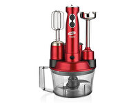 Picture of Goldmaster GM- 7239K Elena Max Food Processor Red