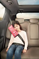 Picture of  Happy Hop Seat Belt Pad Sleepyhead Love
