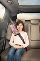 Picture of Happy Hop Seat Belt Pad Sleepyhead Owl