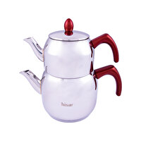 Picture of Hisar Bahama Teapot Red