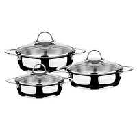 Picture of Hisar Lara Metal Egg Pans Cookware Set
