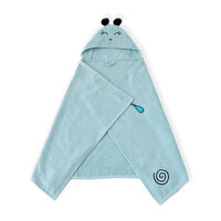Picture of Milk & Moo Sangaloz Velvet Hooded Baby Towel
