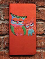 Picture of Monatitti Owls Big Size Notebook