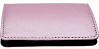 Picture of Nektar 70401Ptnada08B Pu Leather Card Holders Pink