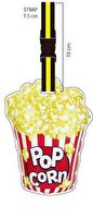 Picture of NEKTAR Lh144 Pop Corn Luggage Tag