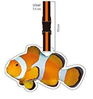 Picture of NEKTAR Lh340 Fish Luggage Tag