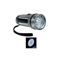 Picture of PROTRADE 75775sw Metis 37 LED Flashlight