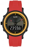 Picture of Upwatch Double Yellow & Red Unisex Wrist Watch