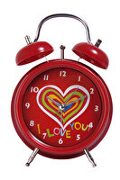 Picture of Xoom Heart Alarm Table Clock