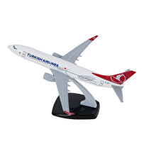 product image  TK Collection B737-800 1/250 Plastik Model Uçak