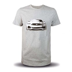 "Resim   Ford Mustang T-Shirt, ""Car"""